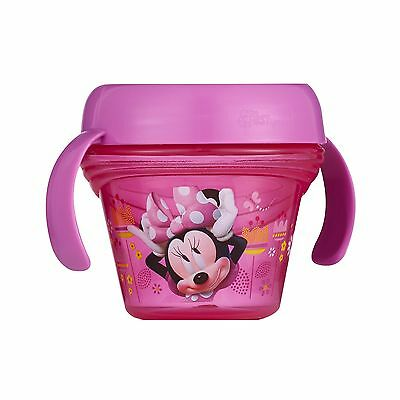 The First Years Disney Baby Mickey Mouse Spill-Proof Snack Bowl Minnie Mouse