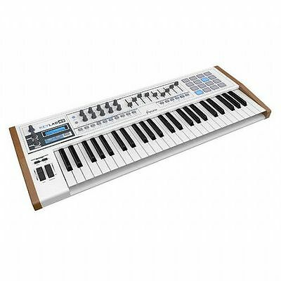 Arturia Keylab 49 Controller Keyboard With Analog Lab 2 Software
