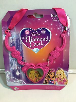 Collana Per Bambine Di Barbie The Diamond Castle