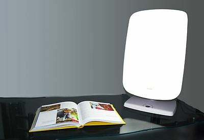 Beurer TL90 Bright Daylight Large Lamp Therapy SAD Seasonal Affective Disorder