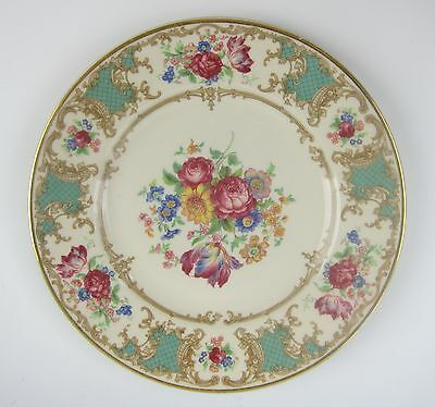 Syracuse China ROMANCE-GREEN Bread & Butter Plate(s) EXCELLENT