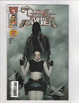 Darkness and Tomb Raider (2005) #1 NM- 9.2 Image Comics Dynamic Forces