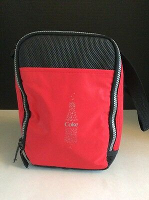 Coca Cola Insulated Lunch Bag- EXCELLENT CONDITION !!!!!!