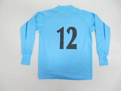 2010 2011 Adidas Rjukan goalkeeper jersey soccer football rare retro old XS #12