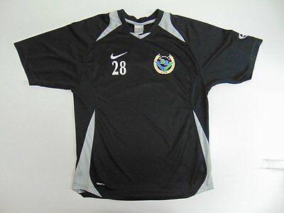 2010 2015 Nike Bele Barkarby IF home shirt jersey soccer football retro M 28