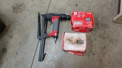 """* New* Senco self clinch stapler DFPXP 20 gauge 1/2"""" crown with staplers"""