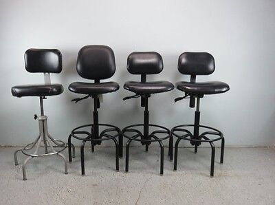 Biofit Lab Chairs Lot of 4 with warranty