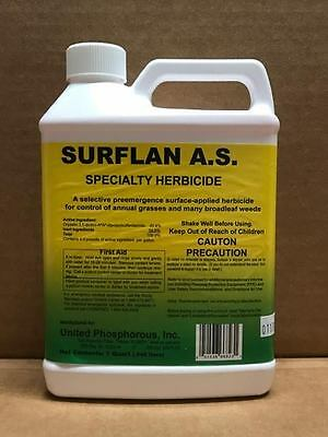 Southern Ag Surflan A.S. Specialty Herbicide Pre-Emergent Herbicide (Quart)