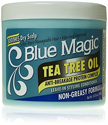 Blue Magic - Tea Tree Oil Tea Tree Oil Conditioner Conditioner - 390 g