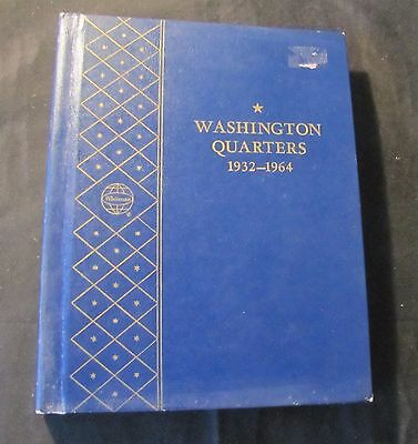 Partial 1932-1964 Washington Silver Quarter Set with 69 Coins
