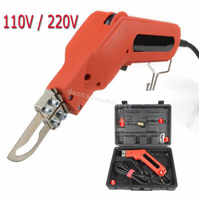 Heavy Duty Hand Held Electric Hot Heating Knife Cutter Tools Fabric Cutting Sale