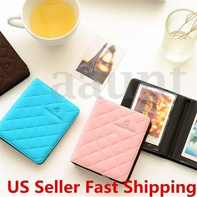 1Pcs 2 Color Photo Album Boxes For Fujifilm Polaroid Instax Mini 8 90 50 70 Case