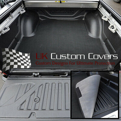 Fits Nissan Navara Np300 Carpet Load Bed Liner - Non Slip Boot Mat 2016 On 244