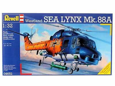 (RV04652) - * Revell 1:32 - Westland Sea Lynx Mk.88/HAS.Mk.2