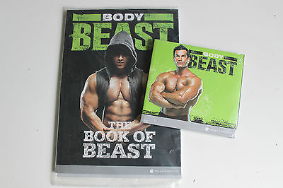 Body Beast DVD Muscle Building Exercise Fitness Workout Programme