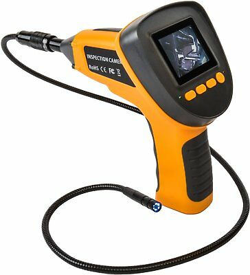 JEGS Performance Products 8045 Inspection Camera 2.4 Color LCD Monitor 9mm Dia.