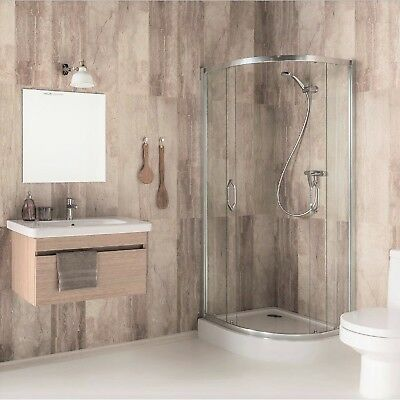 VOX Motivo Moreno Panels 4 Pack Bathroom Shower Kitchen PVC Cladding Wet Wall
