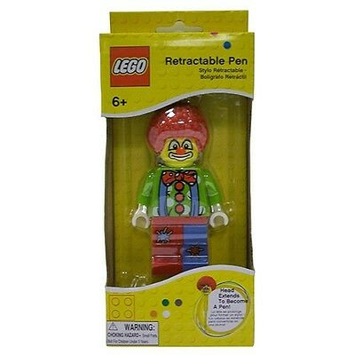 LEGO  Retractable Pen Clown LE2274