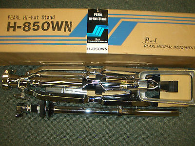 Pearl H850WN HiHat Stand | Hi-Hat Pedal ! NOS | New Old Stock | Neu | OVP