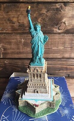 NIB Statue of Liberty Enlightening the World by Enesco 723185