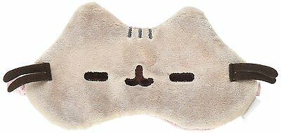 GUND 4053808 Pusheen 7 inch Plush Sleep Mask for Kids ages 3 Years and up New