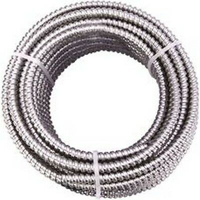 Kaf-Tech Inc 2487656 Greenfield Extra Flexible Steel Conduit- 3/8 In.- 100 Ft.