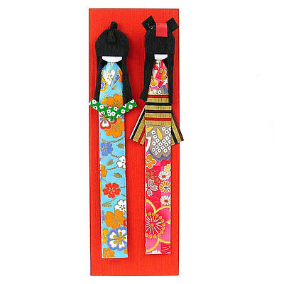 Geisha Washi Paper Japanese Bookmarks