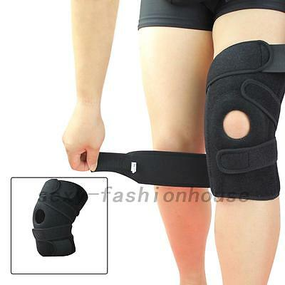 1PC Sports Training Basketball Knee Patella Support Brace Wrap Protector Pad