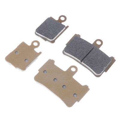 MT8 4x Front Brake Pads Set For Honda VFR 1200 FA/FB/FDA/FDB 2010 2011 2012 2013