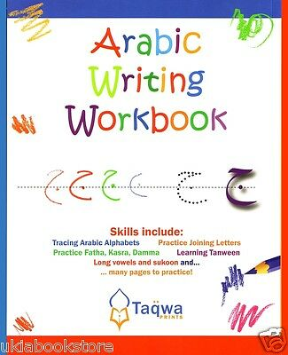 Arabic Writing Work Book by Husain A.Nuri (2013-01-12) Paperback