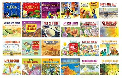 Quran Stories for Little Hearts: Goodword Islamic Childrens Books Read & Learn