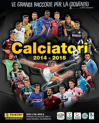 Calciatori 2014/2015 Stickers - 10 Stickers For Only 1Gbp