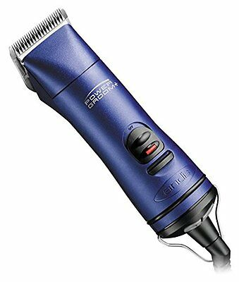Andis 63360 AGRV Power Groom+ 5 Speed Detachable Blade Clipper