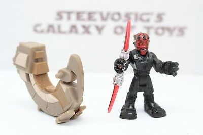 STAR WARS Galactic Heroes Sith Darth Maul Variant From Speeder Pack