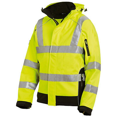 FHB Felix Work jacket Protection visibility jacket Softshelljack
