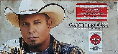 Garth Brooks - The Ultimate Collection Exclusive 10 CD Disc Box Set