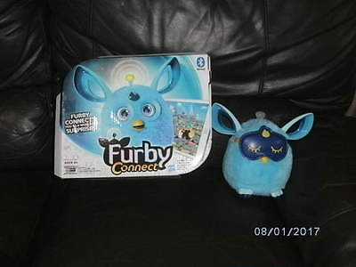 Furby Connect Interactive Toy -  Blue