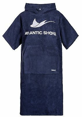 Atlantic Shore | Surf Poncho ➤ Bademantel / Umziehhilfe ➤ Navy Blue