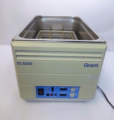 Grant Scientific OLS200 Orbital shaker, Heated Water Bath