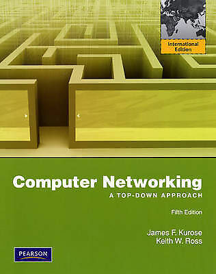 Computer Networking: A Top-down Approach Featuring the Internet-ExLibrary