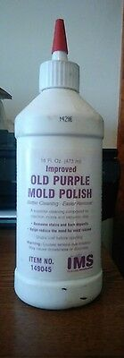Industrial Improved Old Purple Mold Polish 149045 IMS Brand Better Cleaning​ NEW