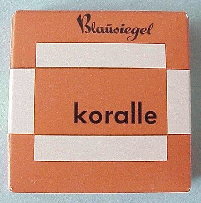 One New Old Stock, Vintage, European Condom / Rubber Blausiegal Koralle Brand