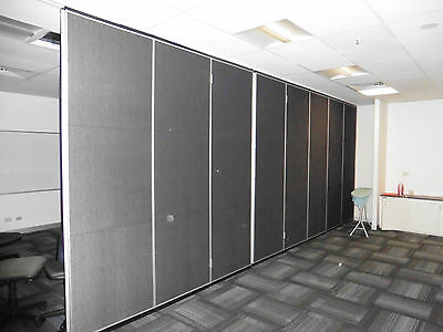 Heavy Duty Acoustic Soundproof Room Divider 2700Mm Brisbane