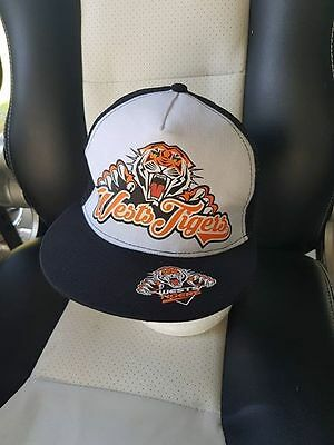 West Tigers - Cap / Hat - Nrl - New - Style 2