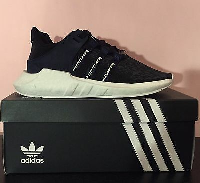 adidas x White Mountaineering EQT Support Future BLACK - Size 6.5 Men's BB3127
