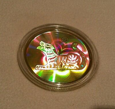 2010 $150 DC (Proof) Canada Year of the Tiger Hologram 18K *Limited Time Price*