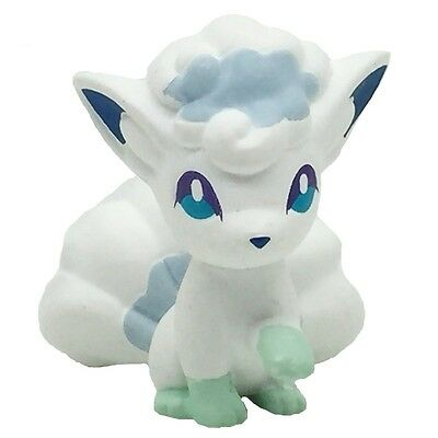 NEW Vulpix Pokemon Figure Monster Collection EX TAKARA Toy SUN Moon ALOLA