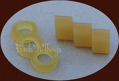 SIX Replacement Rubber Bands to Repair Uneeda Dollikin 2S Arms, Waist & Legs