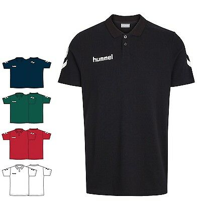 Hummel Stay Authentic Polo