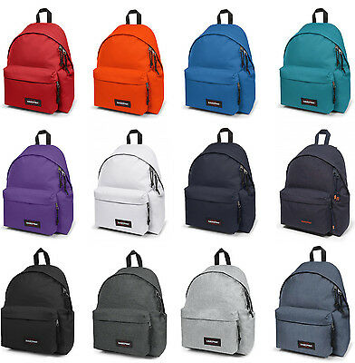 Eastpak Padded Pak'r Backpack Rucksack School Bag in Various Colours